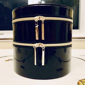 💕New Lancôme Large Makeup / Train Case